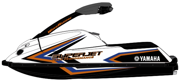 Pwc graphics custom jet ski graphics decals for you watercraft