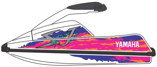 PWC Graphics - Custom Jet Ski Graphics & Decals for you ...