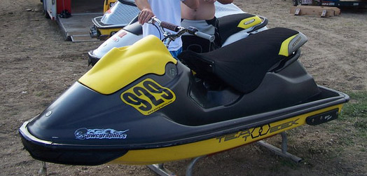 Custom Jet Ski Decals