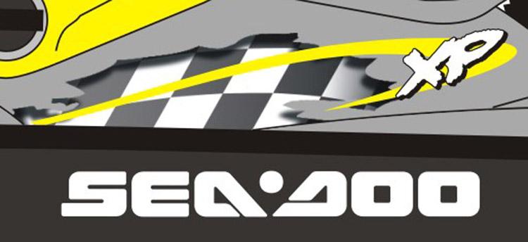 Seadoo xp decals - seadoo decals | eBay  custom 96 xp